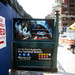 2008 Heath Ledger Joker Subway Entrance NYC 6525A