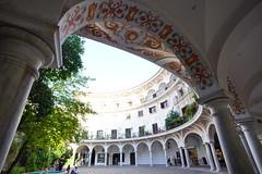 DSC04395 (諾雅爾菲) Tags: sonya7iii europe spain sevilla 歐洲 西班牙 塞維亞 plazadelcabildo