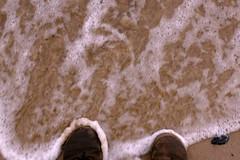 Haha, da kommt eine Welle (Anna Abendroth) Tags: rügen island ostsee insel balticsea