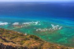 Diamond Head Lighthouse - Honolulu, O'ahu, Hawaii (J.L. Ramsaur Photography) Tags: jlrphotography nikond7200 nikon d7200 photography photo oahuhi 25thanniversary honolulucounty hawaii 2019 engineerswithcameras islandsofhawaii photographyforgod hawaiianislands islandphotography screamofthephotographer ibeauty jlramsaurphotography photograph pic oahu tennesseephotographer oahuhawaii 25years anniversarytrip bucketlisttrip thegatheringplace 3rdlargesthawaiianisland 20thlargestislandintheunitedstates therainbowstate diamondheadstatepark diamondheadstatemonument diamondhead diamondheadtrail hikediamondhead diamondheadview viewfromdiamondhead lēʻahi nationalnaturallandmark diamondheadlookout volcanictuffcone strategicmilitarylookout diamondheadlighthouse lighthouse wherethemapturnsblue ocean bluewater blueoceanwater sea waves pacificocean historicbuilding history historic historyisallaroundus americanrelics landscape hawaiianlandscape nature outdoors god'sartwork nature'spaintbrush god'screation hdr worldhdr hdraddicted bracketed photomatix hdrphotomatix hdrvillage hdrworlds hdrimaging hdrrighthererightnow