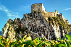 Beckov Castle (Martin Hlinka Photography) Tags: beckov slovakia slovensko castle ruin nature landscape lenovo motog5