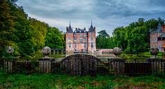 Château Lannoy (musette thierry) Tags: musette thierry d800 nikon nikkor 1835mm castle château automne autumn lieu capture national ancien belgique anvaing hainaut walonie