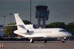 Dassault Falcon 900 - 2 / F-RAFP - France / ETEC 65 (Florent Péraudeau) Tags: dassault falcon 900 2 frafp france etec 65 toulouse toulouseblagnac toulouselfbo tls lfbo planespotting plane spotter spotting flox papa fp florent péraudeau
