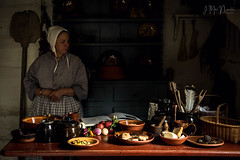rustic cooking (Jennifer MacNeill) Tags: landisvalleymuseum farmmuseum museum lancaster pa pennsylvania landis valley rustic cooling kitchen history historical