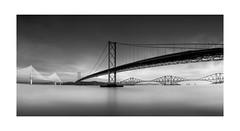 (Paul Evans.) Tags: scotland bridge forth river long slow exposure tripod nd filter