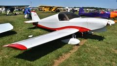 N236MS - Rand Robinson KR-2S   Oshkosh (V77 RFC) Tags: rand oshkosh eaa aviation
