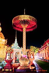 Wat Phra That Hariphunchai (ol'pete) Tags: พุทธกาลนิชน buddhist ลำพูน lamphun ประเทศไทย thailand เมืองไทย วัดพระธาตุหริภุญชัย watphrathathariphunchai