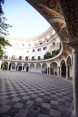 DSC04389 (諾雅爾菲) Tags: sonya7iii europe spain sevilla 歐洲 西班牙 塞維亞 plazadelcabildo