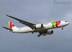 F-WWCG Airbus A330 Neo Air Portugal (@Eurospot) Tags: airbus a330 a330900 neo lfbo toulouse blagnac fwwcg cstup 1925 airportugal