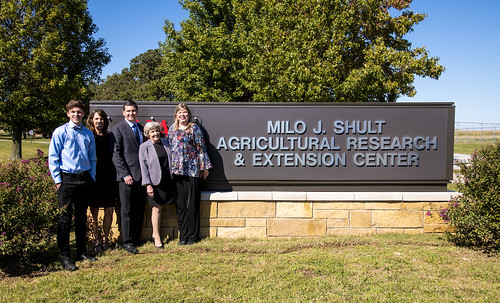 Milo J. Shult Agricultural Research and Extension Center