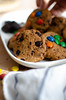 Cookies 🍪 (Anaïs Sgd) Tags: cookies photographie culinaire cuisine chocolat gourmand gourmandise smarties patisserie