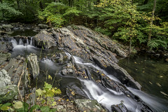 Cascade (JMS2) Tags: waterfall stream river cascade water autumn rocks flowing nature scenic slow blurred
