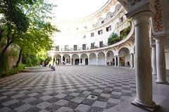 DSC04403 (諾雅爾菲) Tags: sonya7iii europe spain sevilla 歐洲 西班牙 塞維亞 plazadelcabildo