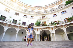 DSC04385 (諾雅爾菲) Tags: sonya7iii europe spain sevilla 歐洲 西班牙 塞維亞 plazadelcabildo 小雪球