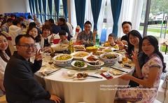 near Dayi, Wedding party (blauepics) Tags: china sichuan province provinz dayi city stadt food nahrungmittel essen nutrition chinese chinesisch dishes gerichte lunch entertainment unterhaltung wedding party hochzeit hochzeitsfeier feier