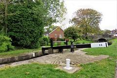 Marple Lock Flight, Peak Forest Canal, Marple, Cheshire (HighPeak92) Tags: locks lockflights marplelockflight canals peakforestcanal marple cheshire canonpowershotsx700hs