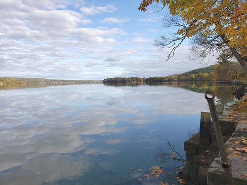 Sabattus Pond - M. Vachon