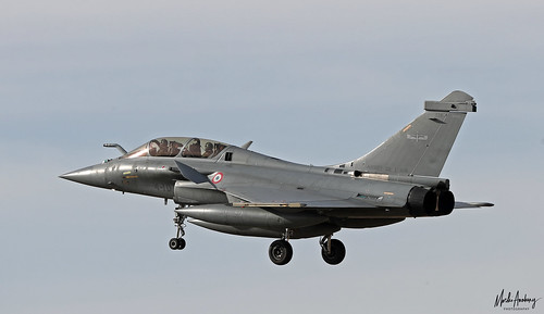 Armee de l'Air Dassault Rafale B 338/4-IO, ETR 03.004, TLP 2019-3, Albacete AFB/LEAB