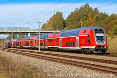DB Regio, 445 086-5 (Thomas Naas Photography) Tags: deutschland germany eisenbahn railways zug züge train lokomotiven lokomotives fahrzeuge outdoor hebertshausen bombardier twindexx vario db regio triebzug