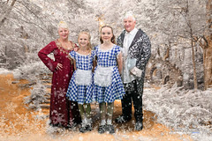 Whitehaven Theatre Group 2019 Panto - Frosted! (Dave Wilson Cumbria) Tags: whitehaven theatre group christmas panto pantomime frosted frozen composite green screen snow fantasy 2019 cumbria amateur dramatics amdram