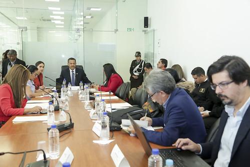 SESIÓN DE LA COMISIÓN DE SOBERANÍA ALIMENTARIA, QUITO, 16 DE OCTUBRE DEL 2019.