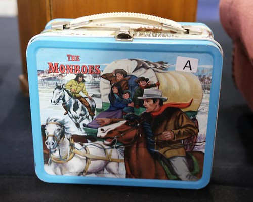 'The Monroes' tin Lunch Box ($84.00)