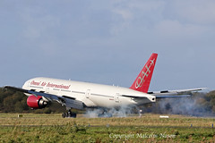 B777 N846AX OMNI AIR INTERNATIONAL (shanairpic) Tags: jetairliner passengerjet b777 boeing777 triple7 shannon omniair n846ax