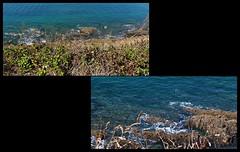 1 - Granville - La mer qui danse... (melina1965) Tags: panasonic lumix dmctz57 août august 2019 normandie bassenormandie manche mosaïque mosaïques mosaic mosaics collages collage granville