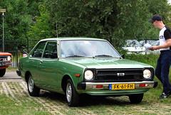 1979 Datsun Sunny 120Y De Luxe (rvandermaar) Tags: 1979 datsun sunny 120y de luxe b310 nissansunny nissan datsunsunny sunnyb310 fk61fh