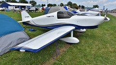 N738EM - Rand Robinson KR-2S   Oshkosh (V77 RFC) Tags: rand oshkosh eaa aviation
