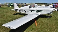 N1852Z - Rand Robinson KR-2   Oshkosh (V77 RFC) Tags: rand oshkosh eaa aviation
