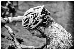 Cyclo-cross - La Meziere 2019 (Dom-35) Tags: bw blackwhite cyclocross cyclisme sport noiretblanc vélo noirblanc