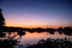 Rummelsburger Bucht (mompl) Tags: berlin spree rummelsburgerbucht wasser morgengrauen licht und schatten lichtundschatten