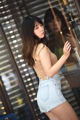 捲捲1035 (Mike (JPG直出~ 這就是我的忍道XD)) Tags: 捲捲 忠孝敦化 nikon d750 model beauty 外拍 portrait 2019