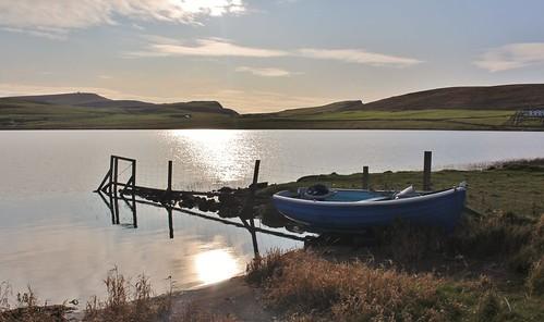 Spiggie Loch IMG_5495