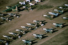 Swingers (Al Henderson) Tags: 27thfw 366thfw amarc aardvark arizona aviation cc davismonthanafb f111 f111a fb111a generaldynamics mo tucson usaf area21 boneyard desert military storage