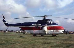 Whirlwind Srs.3 (Pentakrom) Tags: british aerospace hatfield 1981 westland whirlwind gaoda bristow helicopters