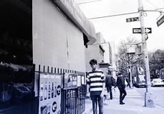 Kid (Nun Nicer Artist) Tags: kid breton blackandwhite 35mmstreetphotography life lavender nunnicer newyork monochrome brooklyn citylife people streetphotography nyc