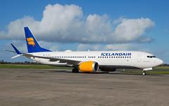 TF-ICE B737 8 Max Icelandair. (corrydave) Tags: 44353 b737 b7378max max icelandair tfice shannon b737800