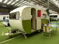 Restored Caravan (geoffreyw@kinect.co.nz) Tags: starliner caravan