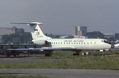 Tu-134AK (Rob Schleiffert) Tags: tupolev tu134 zhukovsky unitednations ra65604