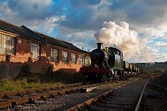 5541 at Whitecroft (paulsimpson42) Tags: 5541 praire whitecroft dean forest railway