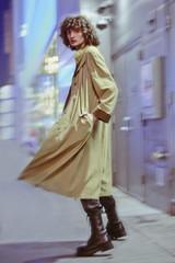 Nicolas, NYC (TheJennire) Tags: photography fotografia foto photo canon camera camara colours colores cores light luz young tumblr indie teen adolescentcontent people portrait nicolas 2018 winter nyc newyork ny usa eua unitedstates curlyhair fashionmodel night