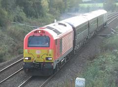 67015 151019 (stevenjeremy25) Tags: db cargo 67 67015 1z06 company train diesel railway emd executive