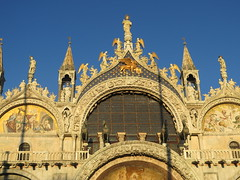 Venezia, Basilica di San Marco (Sokleine) Tags: sanmarco basilica basilique religion catholic culte heritage unesco unescoworldheritage stmark stmarc church venezia venice venise veneto vénétie italia italie italy europe eu