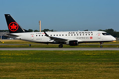C-FEJP (Air Canada Express - Sky Regional) (Steelhead 2010) Tags: aircanada aircanadaexpress skyregional embraer emb175 yul creg