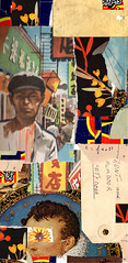 Chinatown (johnefrench) Tags: collage art photomontage montage