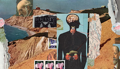 Body landscape (johnefrench) Tags: collage art photomontage montage