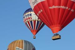 Bristol Balloon Fiesta 2015 (mr__fox) Tags: inflatable balloon fire hot air colour sun rise bristol fiesta early morning mass ascent