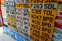 Registration Plates (PD3.) Tags: isle wight iow hants hampshire england uk great britain newport godshill quay harbour bus buses museum preserved vintage running day rally autumn sunday 12 13 october 2019 southern vectis